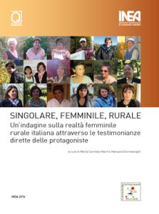"""""""Singolare, femminile, rurale"""" ad EXPO 2015"""