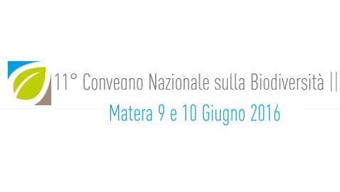 11° Convegno Nazionale sulla Biodiversità